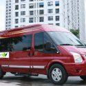 Bus Hanoi To Mai Chau