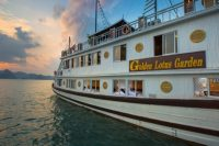 Golden Lotus Garden Cruise 1박 2일투어