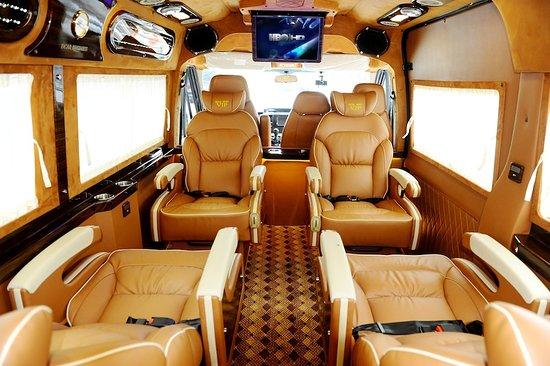 limousine-halong-lapaci