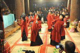 Lễ Hội Hát Xoan Và Sự Tích Bánh Chưng Bánh Dày Xã Kim Đức